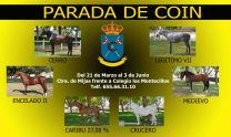 Paradas del CMCC de Jerez - GC Ecuestre