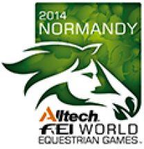 Juegos Ecuestres Mundiales Normandía 2.014 - GC Ecuestre