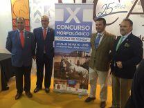 X CONCURSO MORFOLOGICO CIUDAD DE RONDA 2016 - GC Ecuestre