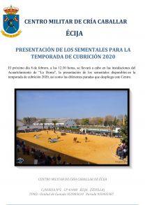 PRESENTACION DE PARADAS 2020 - GC Ecuestre